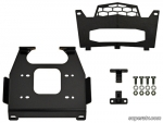 Polaris RZR S 900 Winch Mounting Plate