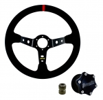 Sport - Quick Release Steering Wheel Kit