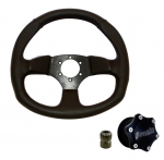 Vinyl D - Quick Release Steering Wheel Kit